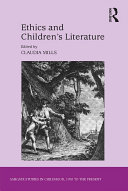 Ethics and Children's Literature