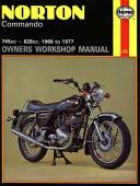Norton Commando Owners Workshop Manual, No. 125