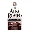 The Alfa Romeo Tradition
