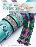 Bead Weaving on a Loom