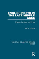 English Poets in the Late Middle Ages [Pdf/ePub] eBook