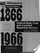 Federal-State Crop and Livestock Reporting Service