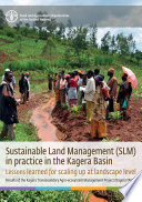 Sustainable Land Management Slm In Practice In The Kagera Basin Book PDF