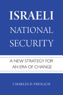 Israeli National Security