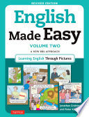 English Made Easy Volume Two Book PDF