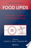 Food Lipids Book
