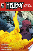 Hellboy and the B P R D   Saturn Returns  2