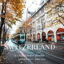Switzerland 8 5 X 8 5 Photo Calendar January 2020   June 2021