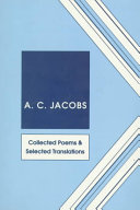 Collected Poems   Selected Translations