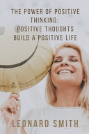 The Power of Positive Thinking Book