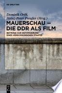 Mauerschau - Die DDR als Film