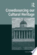 Crowdsourcing our Cultural Heritage Book