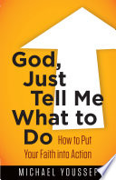 God  Just Tell Me What to Do Book
