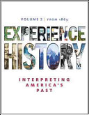 Experience History  Volume 2  Since 1865
