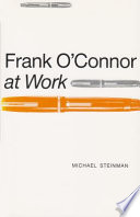 Frank O Connor At Work