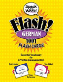 Speak in a Week Flash! German