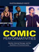 Comic Performativities Book