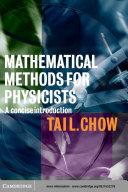 Mathematical Methods for Physicists Pdf/ePub eBook