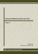Advanced Measurement and Test