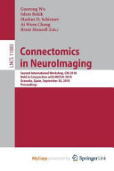 Connectomics in Neuroimaging Book