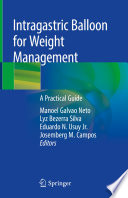 Intragastric Balloon for Weight Management Book