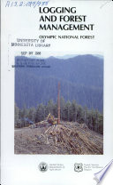 Logging and Forest Management