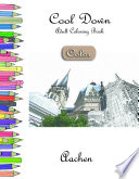 Cool Down  Color    Adult Coloring Book  Aachen