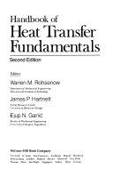 Handbook of Heat Transfer Fundamentals