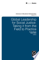 Global Leadership for Social Justice