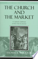 The Church And The Market Book