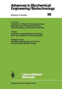 Lignocellulosic Materials