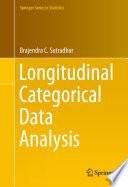 Longitudinal Categorical Data Analysis Book