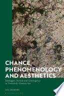 Chance  Phenomenology and Aesthetics