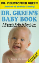 Dr Green S Baby Book
