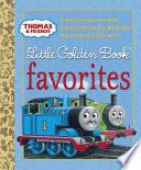 Thomas   Friends Little Golden Book Favorites