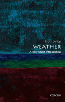 Weather  A Very Short Introduction