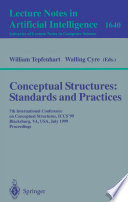 Conceptual Structures  Standards and Practices