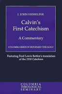 Calvin's First Catechism