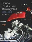 Honda Production Motorcycles 1946 1980
