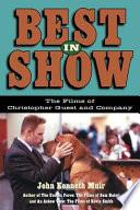 Best in Show Book PDF