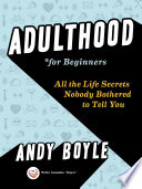 Adulthood For Beginners Book