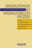 Kinderliteratur im interkulturellen Prozess [Pdf/ePub] eBook