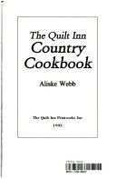The Quilt Inn Country Cookbook