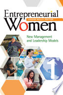 Entrepreneurial Women  New Management and Leadership Models  2 volumes  Book