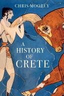 A History of Crete
