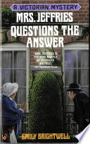 Mrs  Jeffries Questions the Answer Book PDF