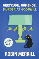 Murder At Goodwill