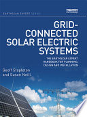 Grid-Connected Solar Electric Systems
