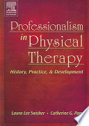 Professionalism In Physical Therapy Book PDF