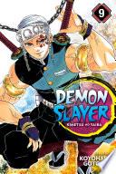 Demon Slayer  Kimetsu no Yaiba  Vol  9